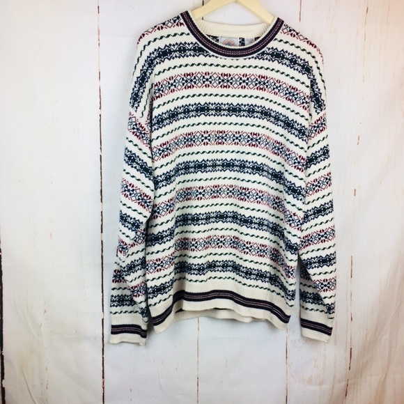 Capelsle Knitters Sweaters Multicolored Sweater Mens Xl Poshmark
